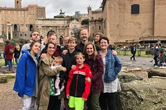 Jump The Queue Colosseum Kids Tour & Ancient Rome Treasure Hunt For Families