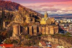 3-Day Georgia- Tbilisi and Mtskheta City tours
