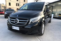 Private transfer from Rome to Amalfi