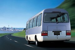 Coaster 29 seated available for rent for tours and trips and air port transport.
