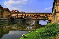 Florence Wonders morning Walking Tour with Uffizi and Accademia skip-the-li