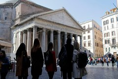 Rome: Pantheon One Hour Small Group Guided Tour