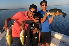 Lake Toho Fishing Trips Near Kissimmee Florida