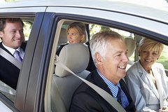 Private Gold Coast Airport Transfer to Byron Bay 1-4 people 07:00am-07:00pm
