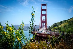 Golden Gate Bridge Experience Tour in a Cable Car Trolley