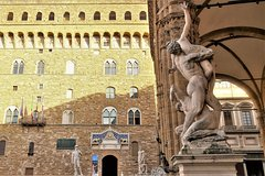 Florence Grand Tour: Small Group Walking Tour with exclusive tasting