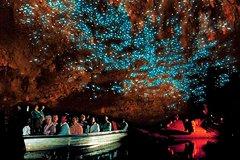 Imagen Hobbiton Movie Set and Waitomo Glow Worm Caves