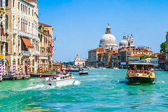 Venice Grand Canal Tour with Private Boat (4 hours)