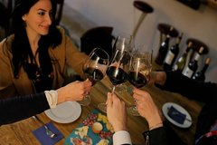 Evening in Rome: Wine Tasting tour with Sommelier