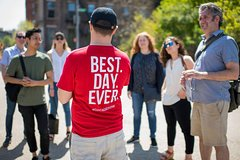 New York Times Journeys - Brooklyn Walking Tour with Food Tasting & Beer