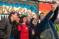 San Francisco: Food and Street Art Tour of the Mission District (Small Group)