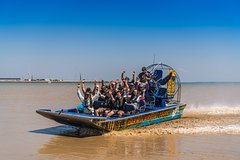 Imagen 45-Minute Darwin Airboat Tours