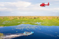 Imagen Mary River Wetlands Helicopter and Airboat Adventure from Darwin