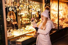 Vienna: 3 Hour Afternoon Christmas Markets Tour