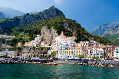 private transfer Naples - Amalfi Coast or vice versa