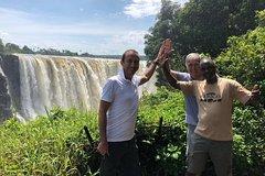Victoria Falls & Elephants ( Chobe National Park)