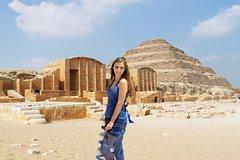 Salir de la ciudad,Excursiones de un día,Gran Esfinge,Excursión a Saqqara