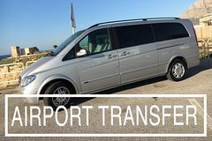 Transfer Airport to City Center (Palermo)