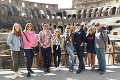 COLOSSEUM & ANCIENT ROME SEMI-PRIVATE TOUR