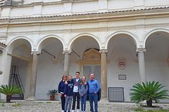 Rome Underground Tour for Kids with Saint Clement's Church & Crypt of Capuchins