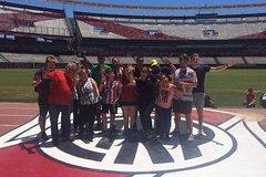 Imagen Visita entre bambalinas a los estadios de fútbol de Buenos Aires