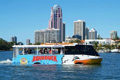 Aquaduck Gold Coast 1 hour City and River Tour