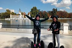 Imagen Retiro Park Segway Tour 2h in Madrid