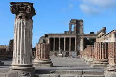 Semi private half day in Pompeii from Rome extraordinary afternoon opening