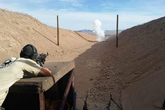 Outdoor Shooting Range Package from Las Vegas with Optional ATV and Grand Canyon Helicopter Tour