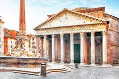 Rome Must-See Sites Tour with Local Guide and Gelato Tasting