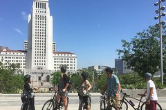 Downtown Guided Los Angeles Small-Group Bike Tour