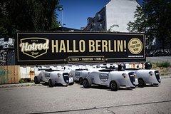 Imagen Visita guiada de 2 horas a la ciudad de Berlín en un vehículo Mini HotRod que conduce usted mismo