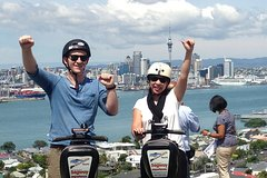 Imagen Guided Segway Tour to the summit of Mt Victoria in Devonport Auckland