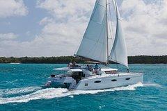 Tobago Cays 8 days catamaran cruise, inc. food