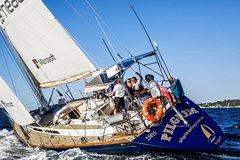 Imagen Twilight Yacht Racing on Sydney Harbour