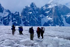 Snow Lake Hispar La Trek Pakistan