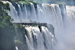 Small Group Tour to the Iguazu Falls Argentina