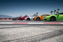 Exotics & Supercar Racing Experience Las Vegas