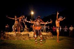 Aboriginal Cultural Tjapukai Night Tour including Buffet Dinner