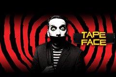 Tape Face at Harrahs Hotel and Casino Las Vegas