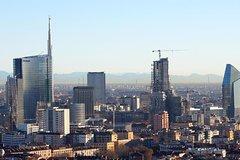 Private tour of Milan Skyline