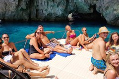 Boat Excursion Capri Island: Small Group from Sorrento