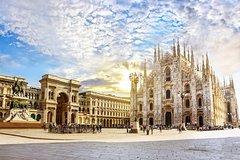 Milan Duomo and Rooftop Tour