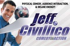 Jeff Civillico: Comedy in Action at the Paris Las Vegas