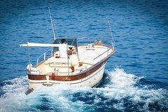 Capri private boat tour from Sorrento
