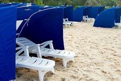 Clam Shell Cabana