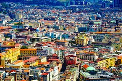 Private Transfer from Florence to Naples with 2 Sightseeing Stops