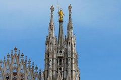 Skip-the-line Tour: Milan Duomo, Rooftop, Baptistery & Alla Scala Opera