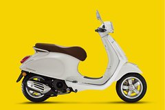 Vespa rental 3 days