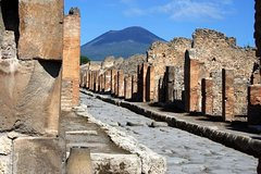 Excursion to Pompeii and Herculaneum from Positano